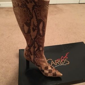 Carlos by Carlos Santana boots